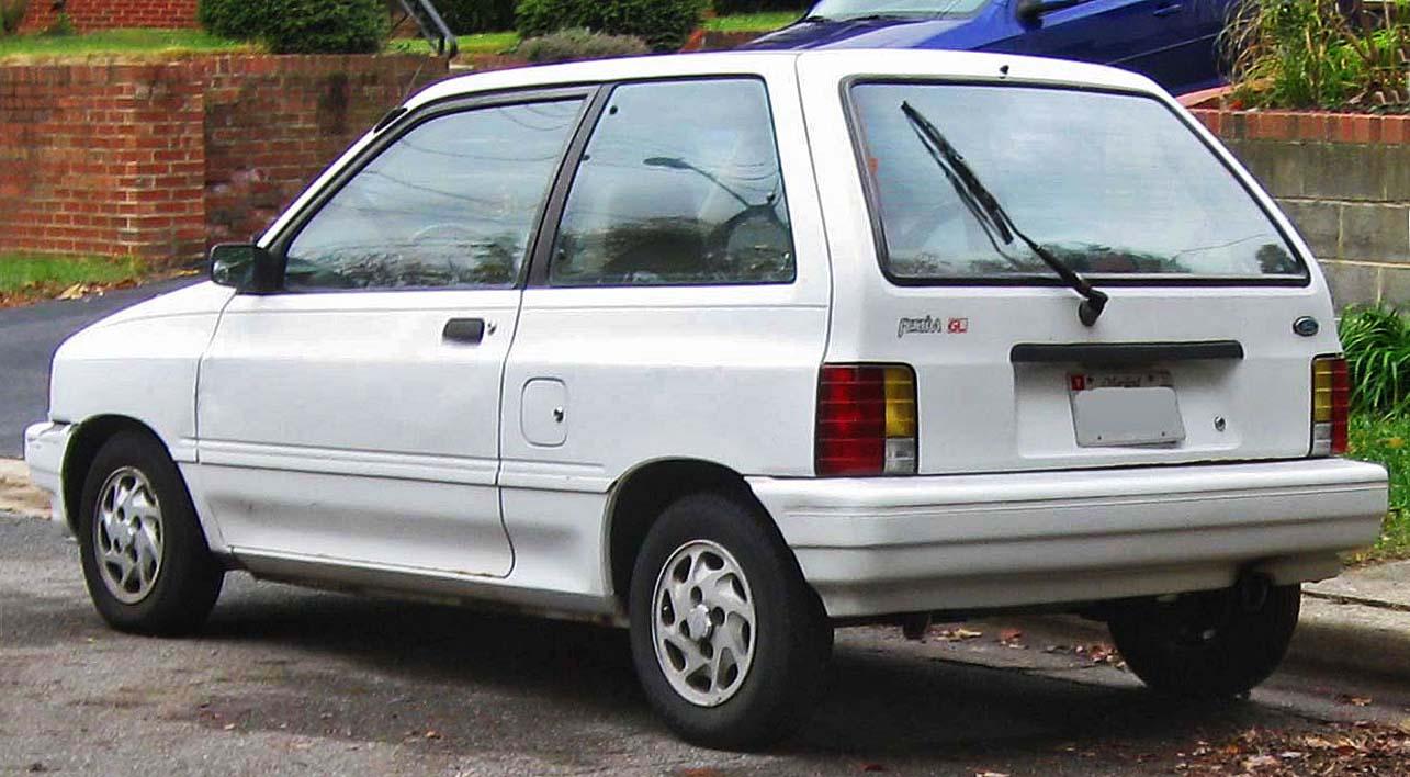 Ford Festiva I 1986 - 1993 Hatchback 5 door #7