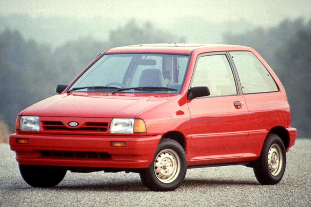Ford Festiva I 1986 - 1993 Hatchback 5 door #6