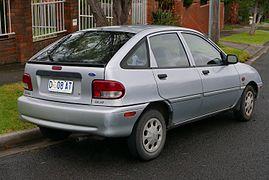 Kia Avella 1994 - 2000 Hatchback 3 door #1