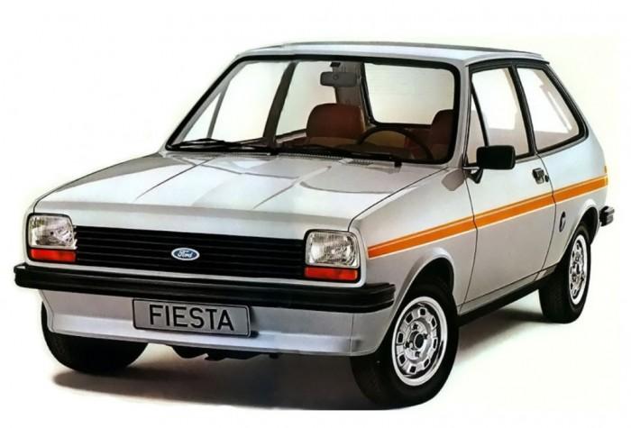 Ford Fiesta Mk1 1976 - 1983 Hatchback 3 door #7