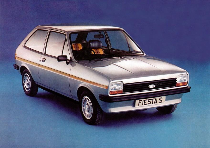 Ford Fiesta Mk1 1976 - 1983 Hatchback 3 door #1