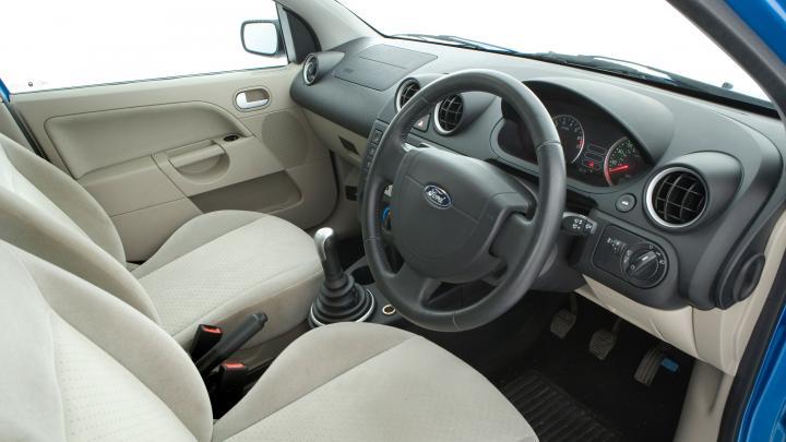 Ford Fiesta ST V 2004 - 2005 Hatchback 3 door #3