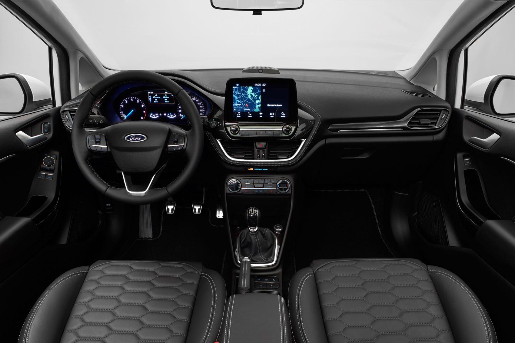 Ford Fiesta Mk7 2017 - now Hatchback 3 door #5