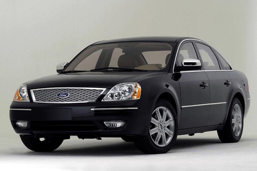 Ford Five Hundred 2004 - 2007 Sedan #2