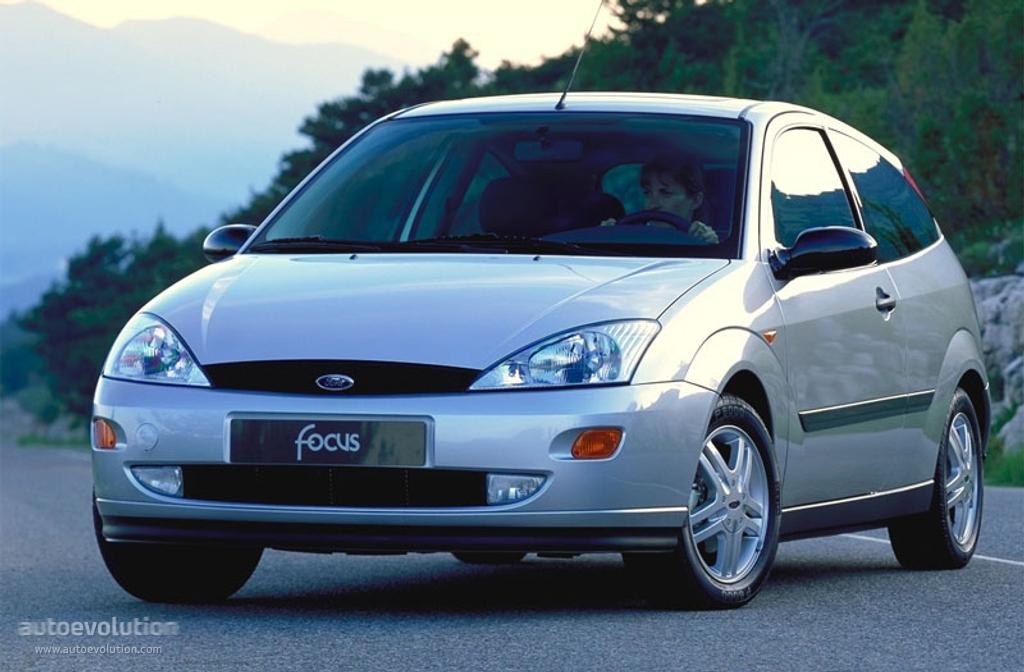 Ford Focus I 1998 - 2001 Hatchback 3 door #5
