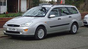 Ford Focus (North America) I 1999 - 2004 Sedan #7