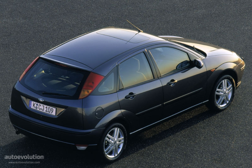 Ford Focus ST I 2002 - 2004 Station wagon 5 door #2
