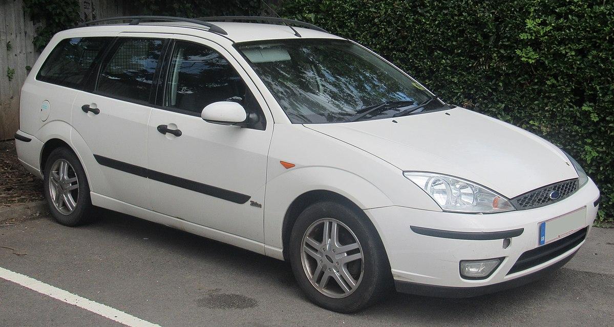 Ford Focus (North America) I 1999 - 2004 Station wagon 5 door #7