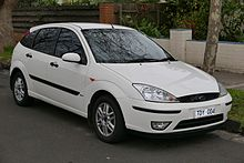 Ford Focus (North America) I 1999 - 2004 Station wagon 5 door #5