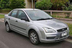 Ford Focus (North America) I Restyling 2004 - 2007 Hatchback 5 door #8