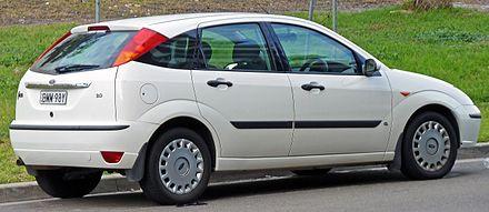 Ford Focus (North America) I 1999 - 2004 Hatchback 3 door #5