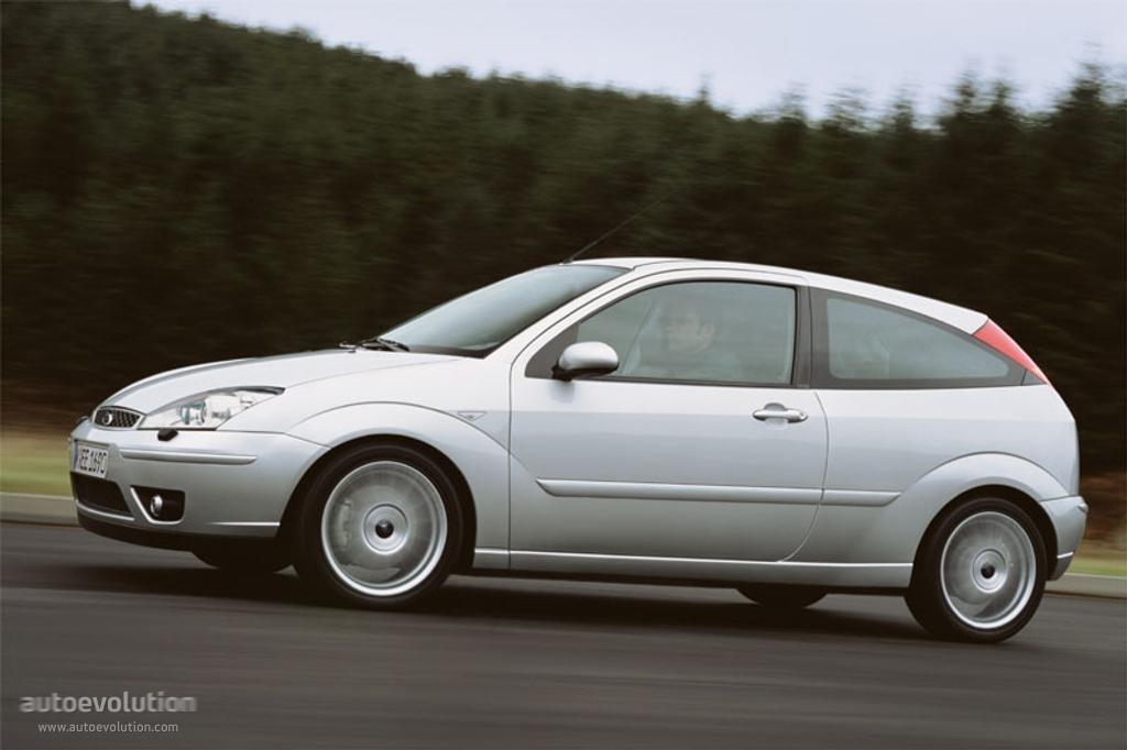 Ford Focus ST I 2002 - 2004 Hatchback 3 door #7