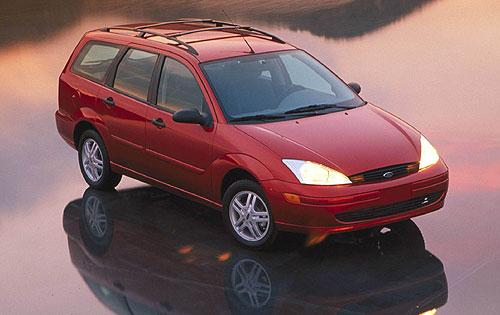 Ford Focus (North America) I 1999 - 2004 Station wagon 5 door #6