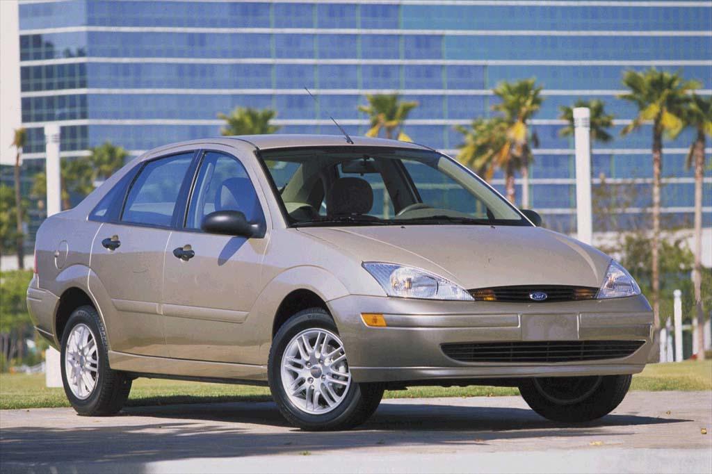 Ford Focus (North America) I 1999 - 2004 Station wagon 5 door #3