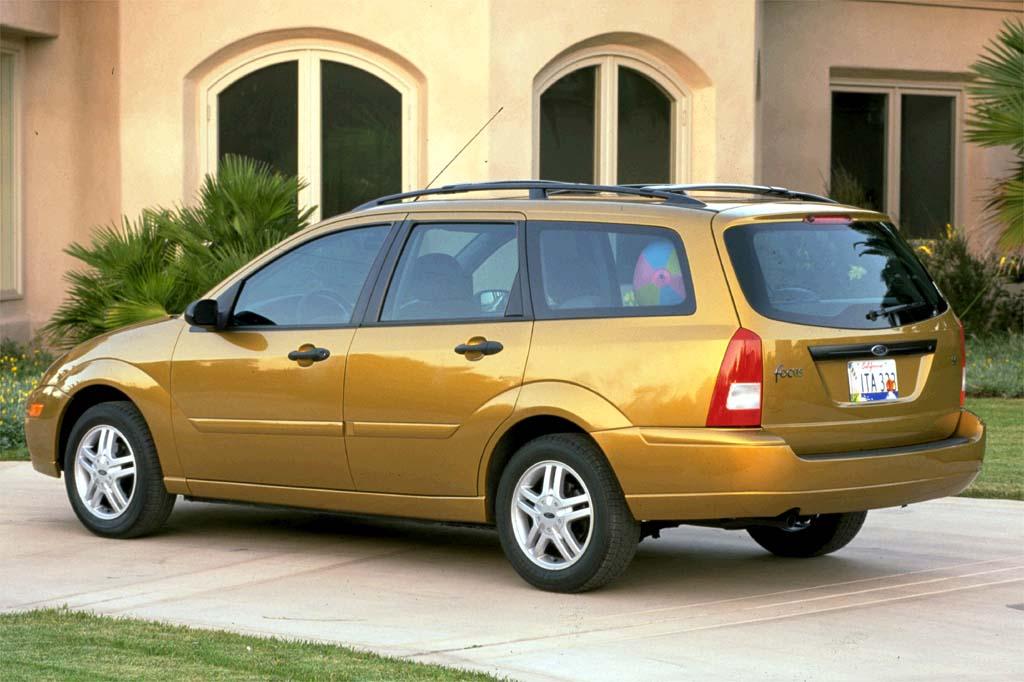 Ford Focus (North America) I 1999 - 2004 Station wagon 5 door #1