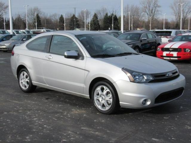 Ford Focus (North America) II 2007 - 2010 Coupe #1