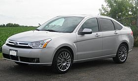 Ford Focus (North America) II 2007 - 2010 Coupe #8