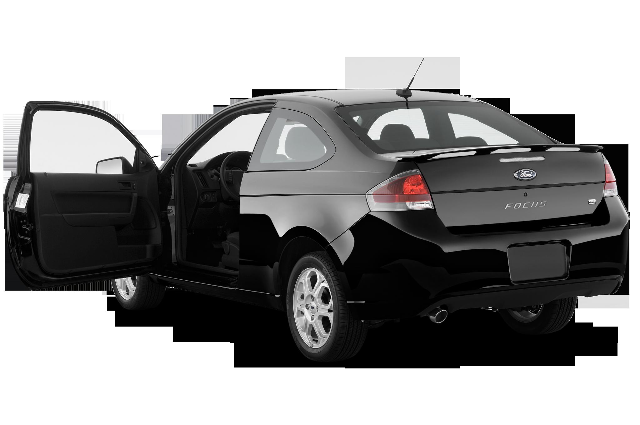 Ford Focus (North America) II 2007 - 2010 Sedan #3