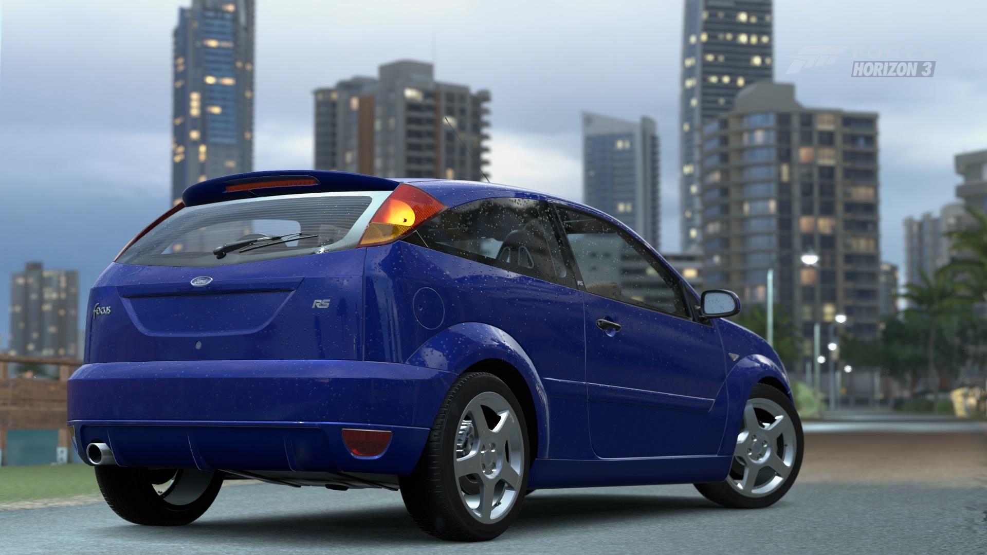 Ford Focus RS I 2002 - 2003 Hatchback 3 door #5