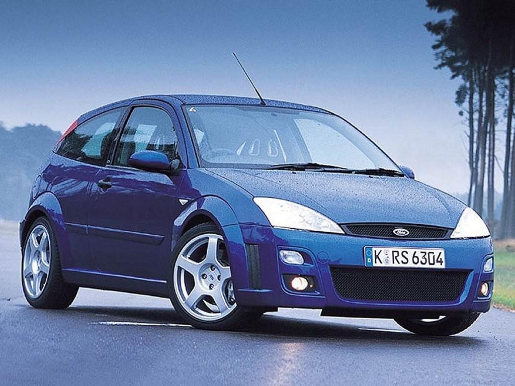 Ford Focus RS I 2002 - 2003 Hatchback 3 door #2