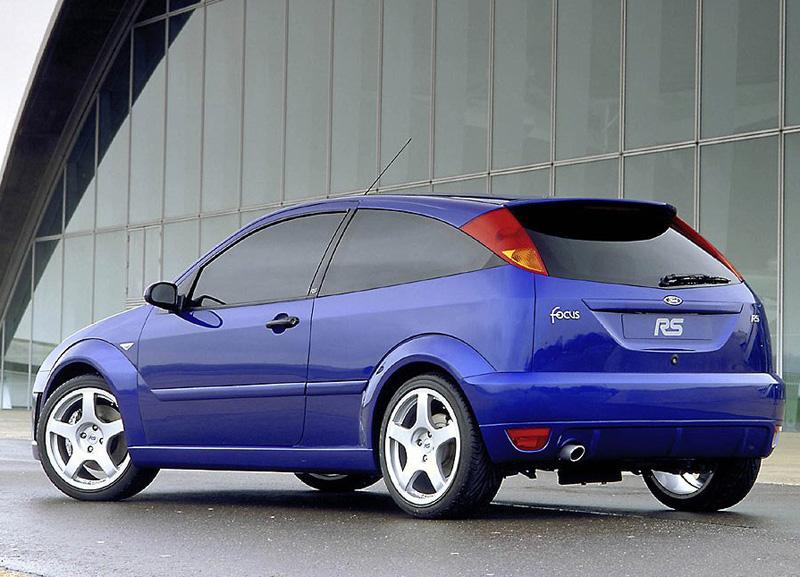 Ford Focus RS I 2002 - 2003 Hatchback 3 door #3