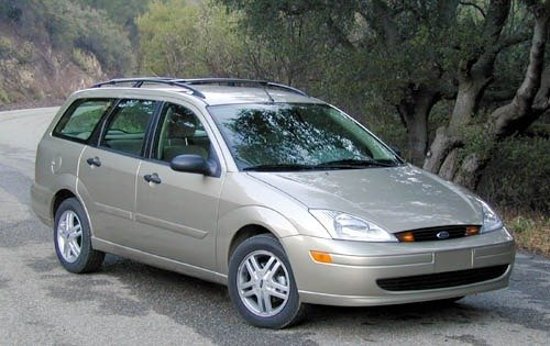 Ford Focus ST I 2002 - 2004 Station wagon 5 door #7