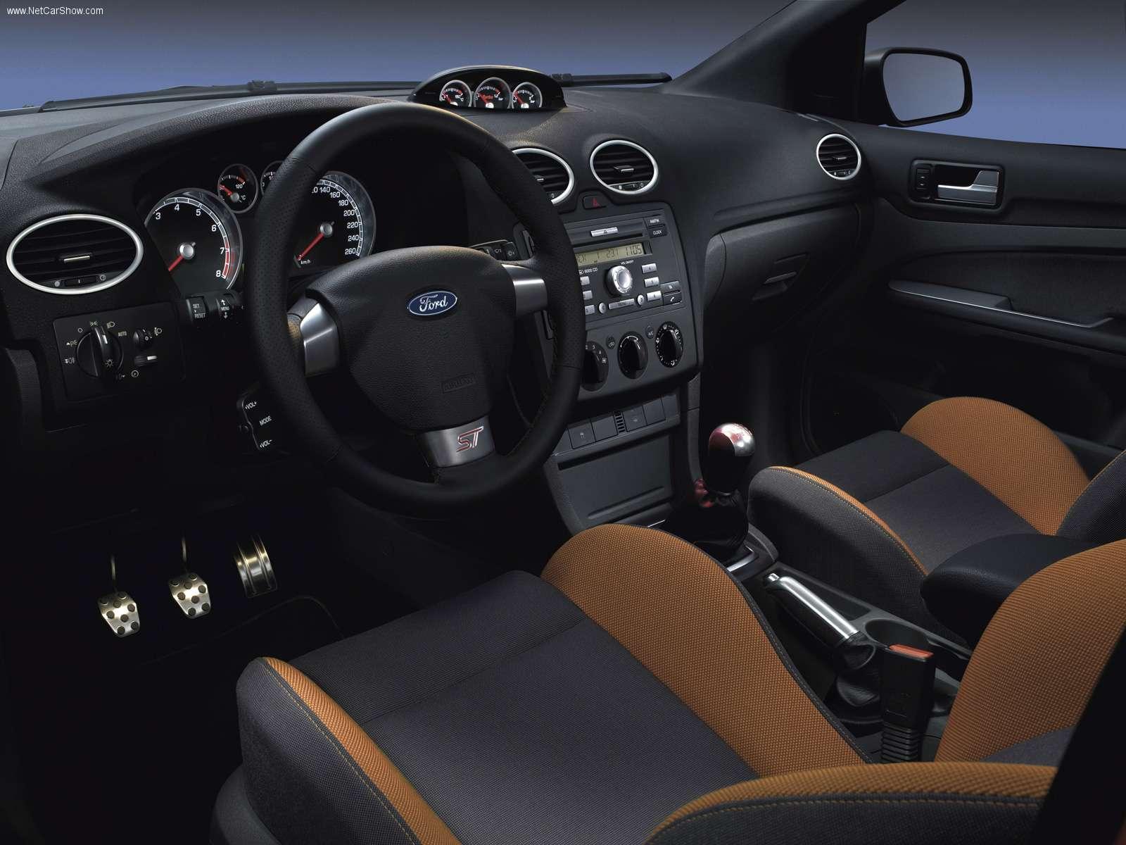 Ford Focus ST II 2005 - 2008 Hatchback 3 door #6