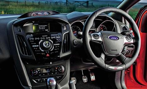 Ford Focus ST III 2012 - 2015 Hatchback 5 door #7
