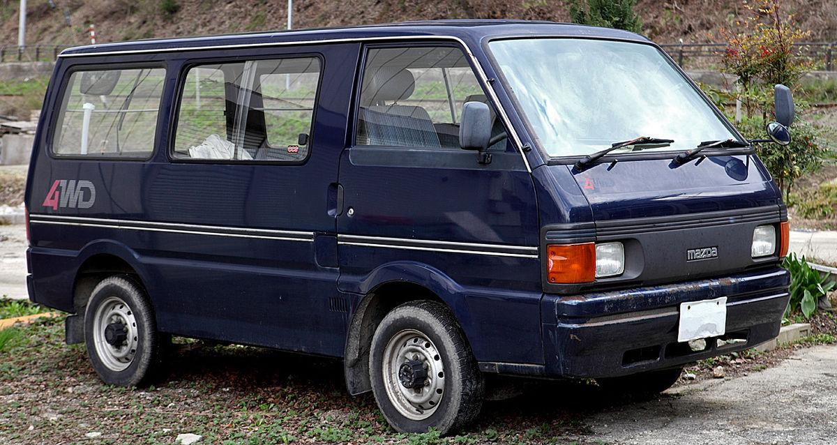 Mazda Bongo IV 1999 - now Minivan #7