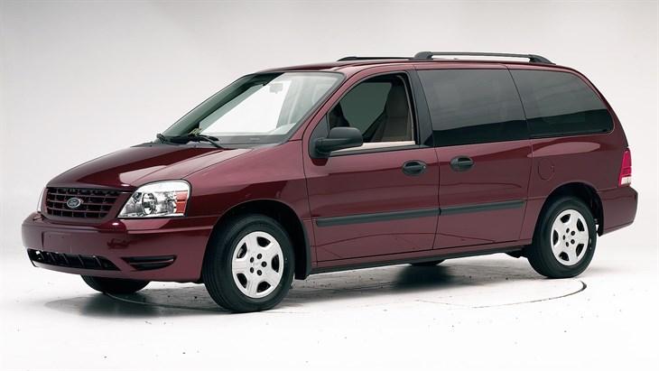 Ford Freestar 2003 - 2007 Minivan #5