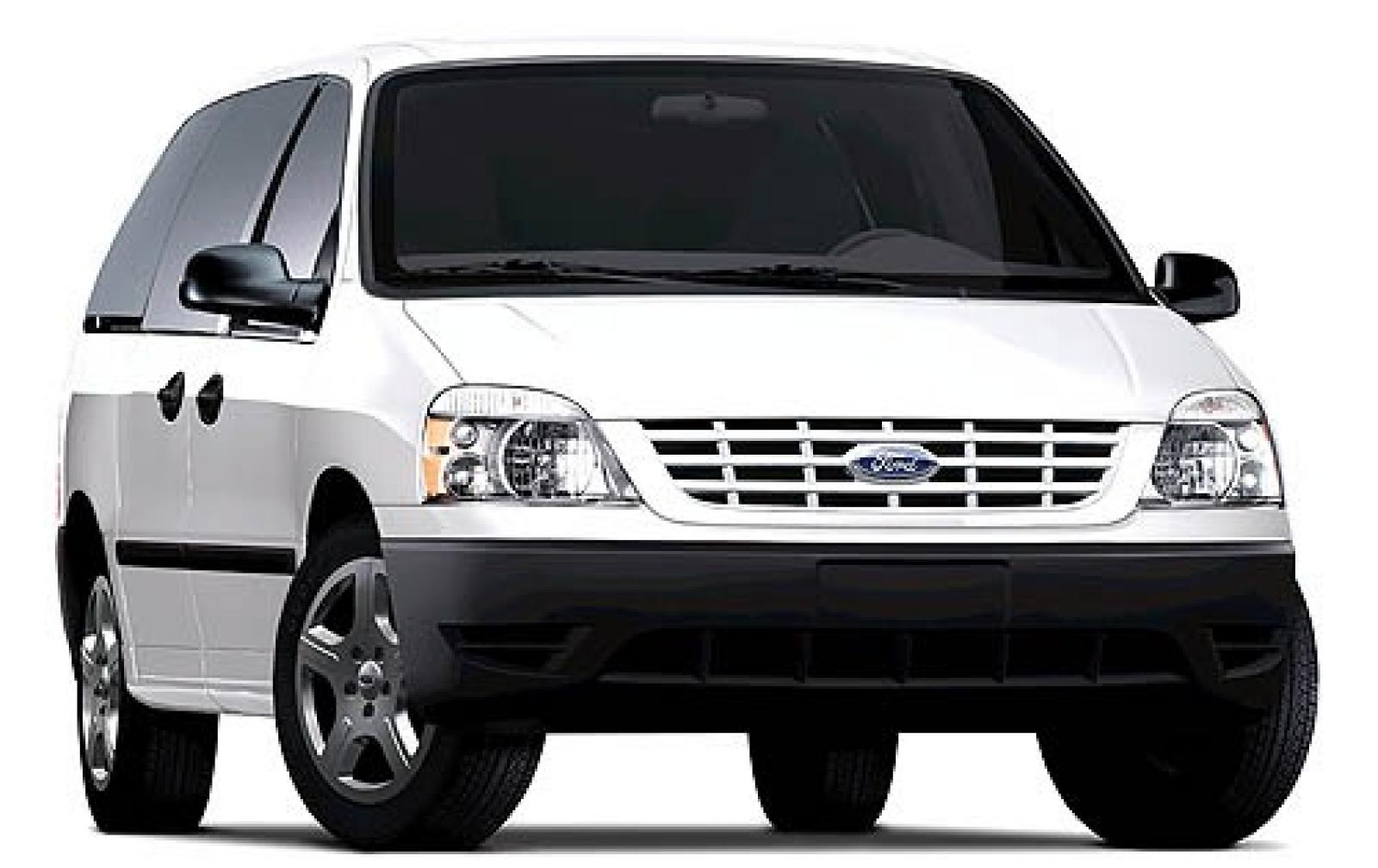 Ford Freestar 2003 - 2007 Minivan #2