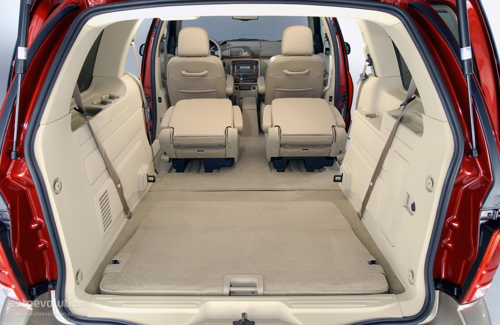 Ford Freestar 2003 - 2007 Minivan #4