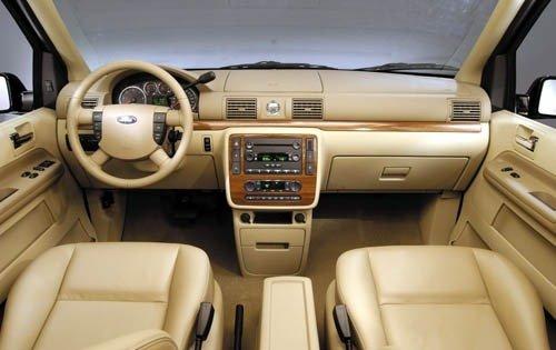 Ford Freestar 2003 - 2007 Minivan #7