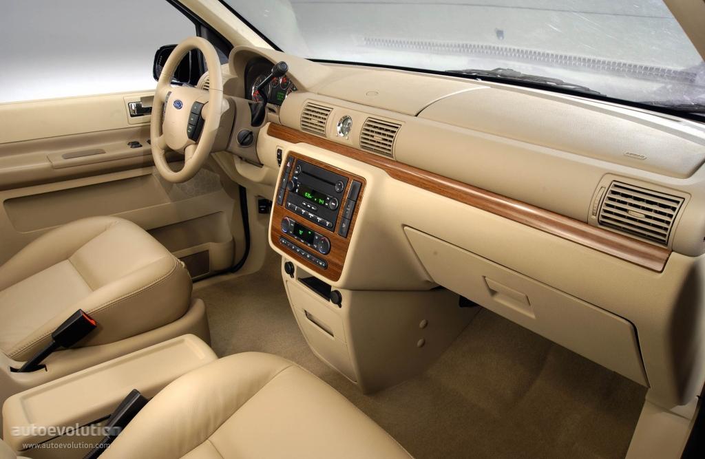 Ford Freestar 2003 - 2007 Minivan #8