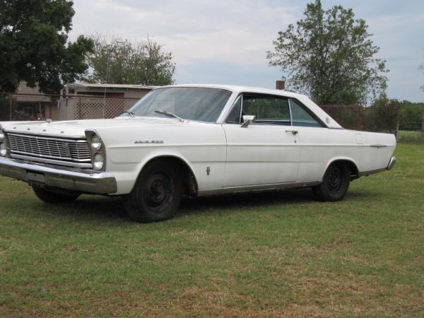 Ford Galaxie III 1965 - 1968 Coupe #4