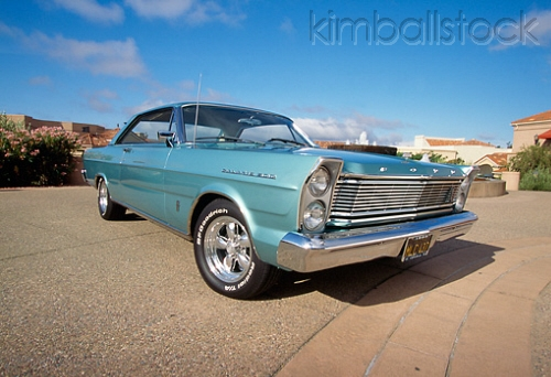 Ford Galaxie III 1965 - 1968 Coupe #5