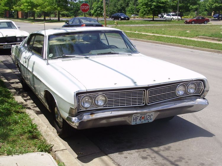 Ford Galaxie III 1965 - 1968 Coupe #2