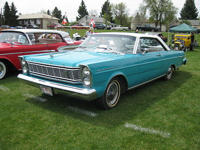 Ford Galaxie III 1965 - 1968 Coupe #7