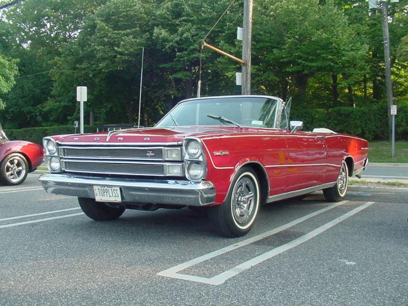 Ford Galaxie III 1965 - 1968 Coupe #6