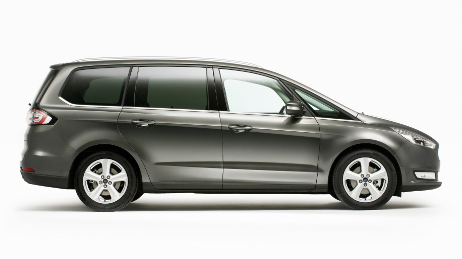 Ford Galaxy III 2015 - now Minivan #1