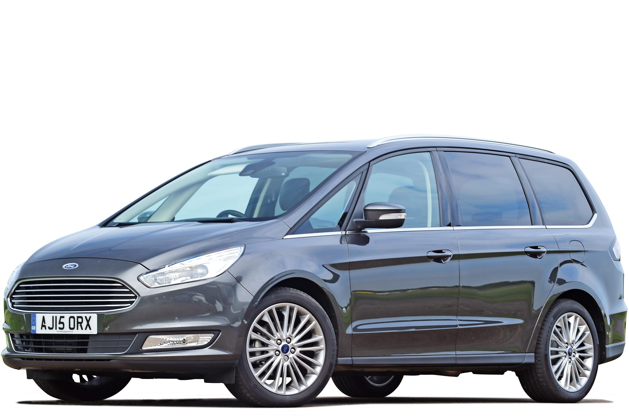 Ford Galaxy III 2015 - now Minivan #3