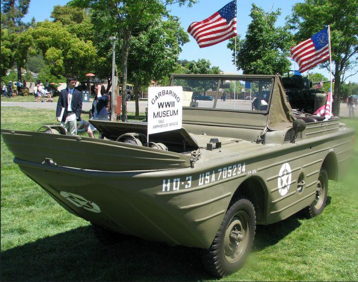 Ford GPA 1942 - 1943 SUV #7