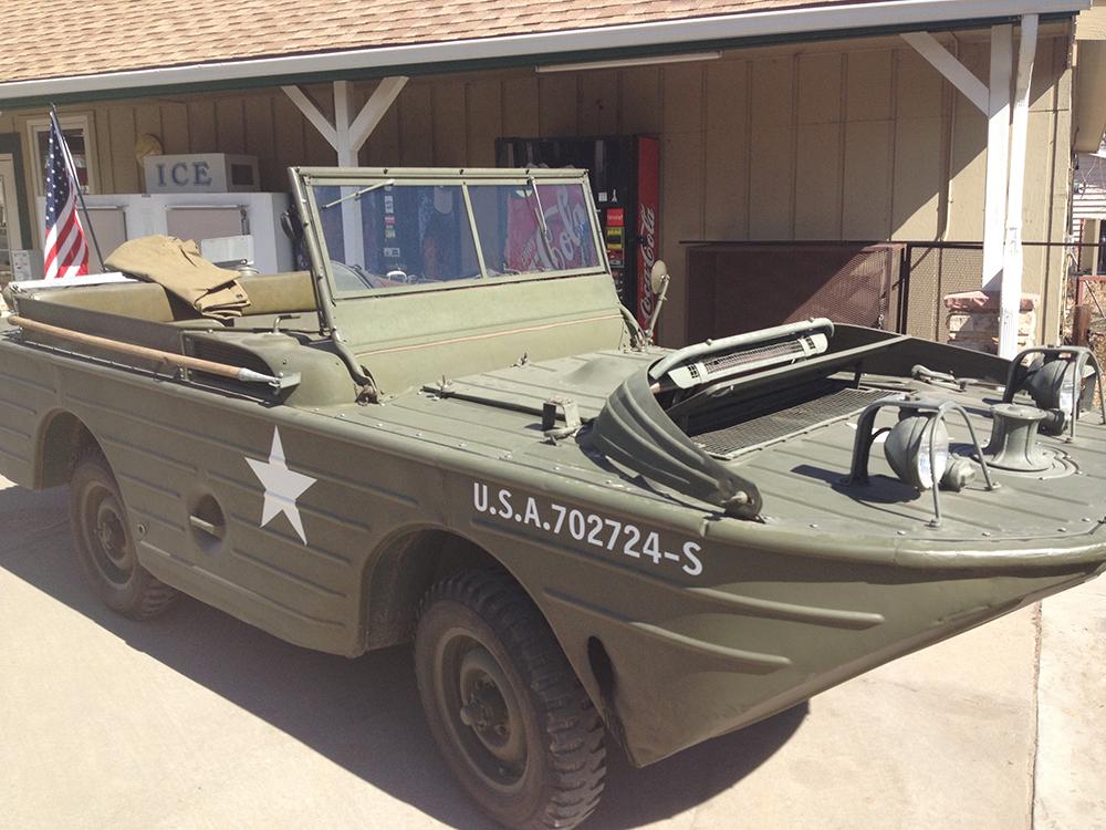Ford GPA 1942 - 1943 SUV #4
