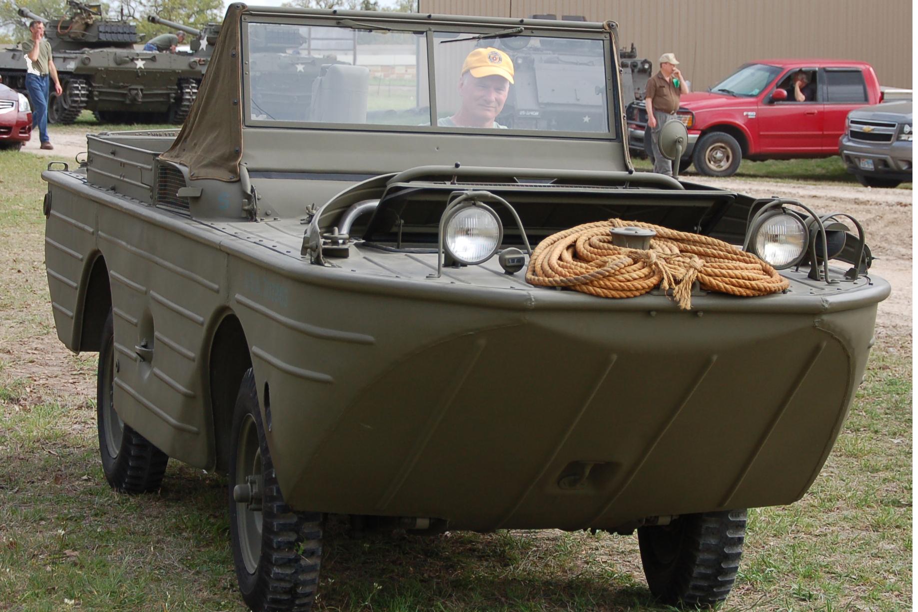 Ford GPA 1942 - 1943 SUV #2