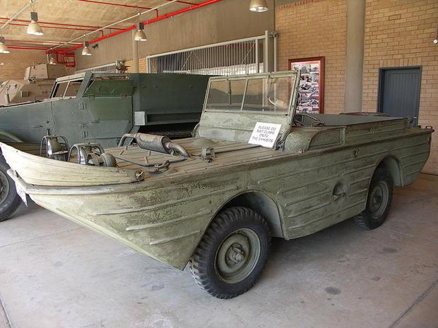 Ford GPA 1942 - 1943 SUV #5