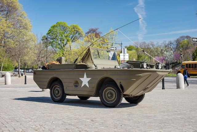 Ford GPA 1942 - 1943 SUV #3