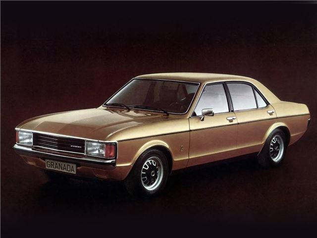 Ford Granada I 1972 - 1977 Coupe #2