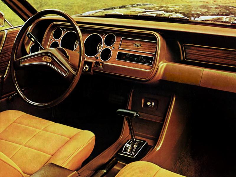 Ford Granada I 1972 - 1977 Coupe #5
