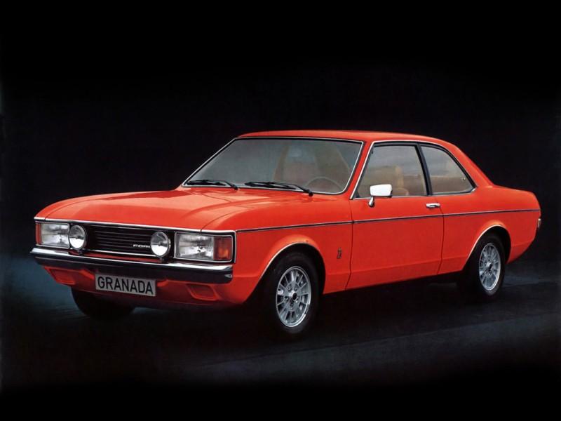 Ford Granada I 1972 - 1977 Coupe #6