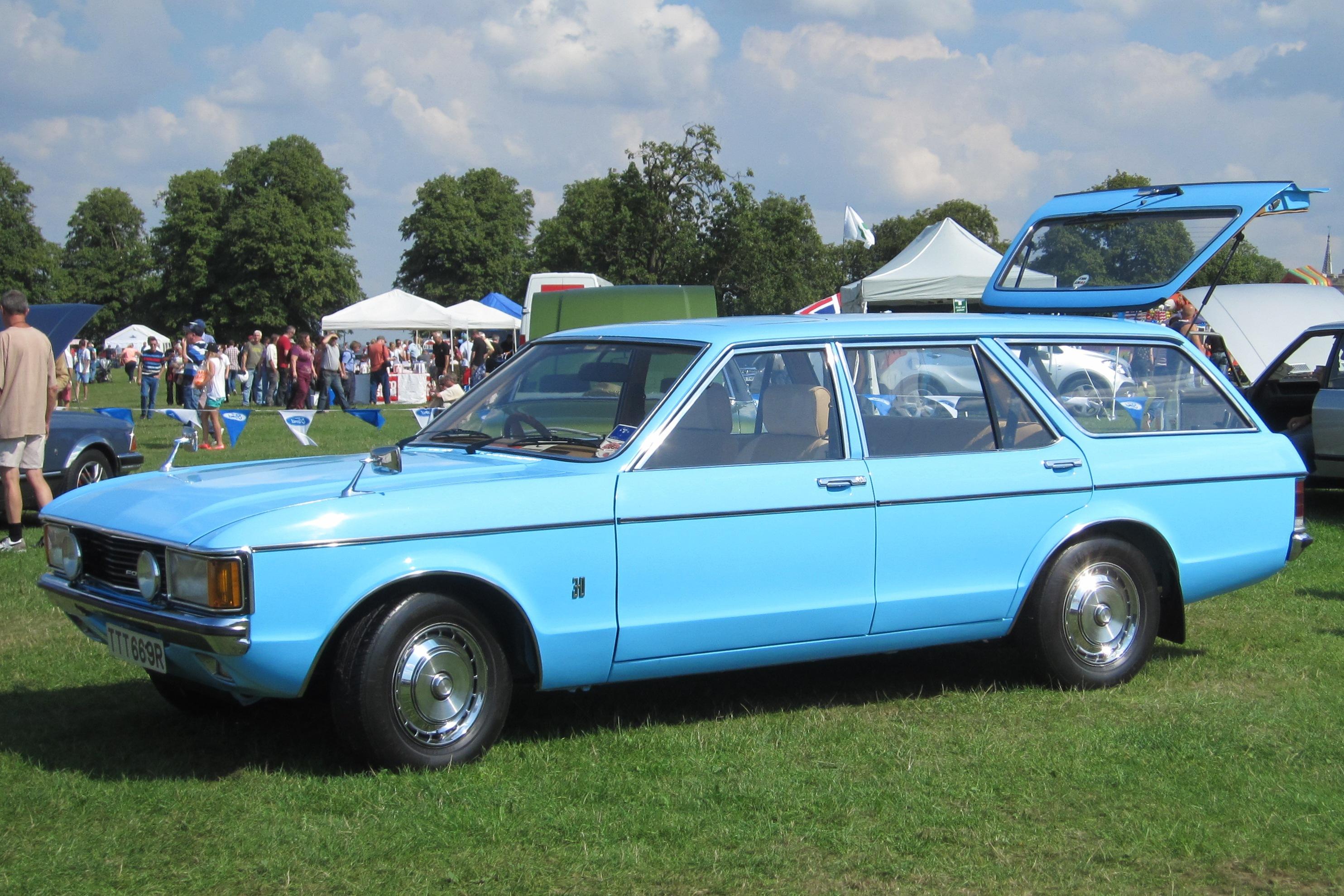 Ford Granada II 1977 - 1985 Station wagon 5 door #1